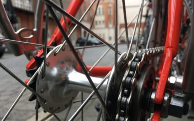 Fahrradreparatur-Workshop bei LIFE
