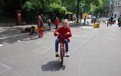 Online-Kiezlabor am 26. Mai: Temporäre Spielstraßen in Tempelhof-Schöneberg jetzt!
