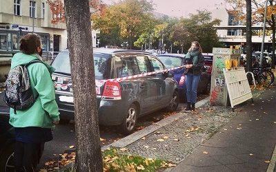 PM zur Parkplatz-Zählaktion