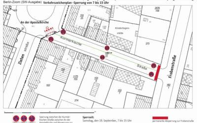 Workshop: Verkehrszeichenplan selbst erstellen